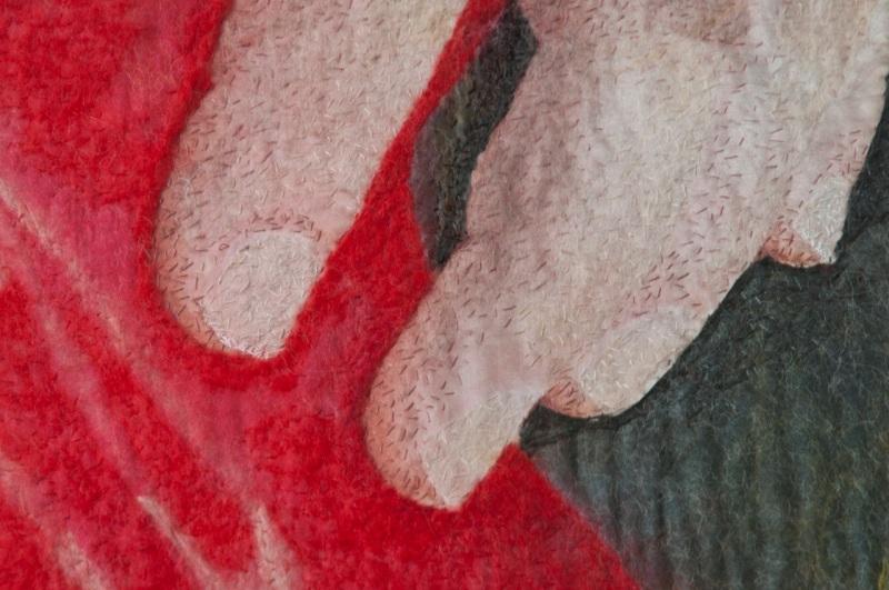 I see you Zwarte Piet (detail)